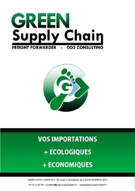 Plaquette Green Supply Chain