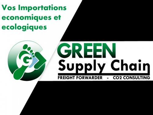 Green Supply Chain : Transport écologique neutre carbone