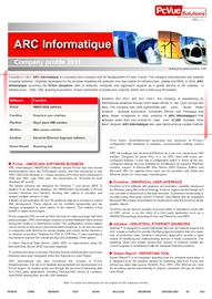 ARC Informatique Presentation